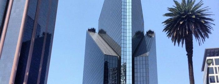 Bolsa Mexicana de Valores is one of Rascacielos en la Ciudad de México..