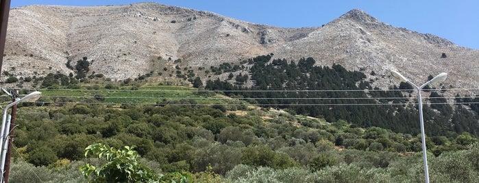 Mount Attavyros is one of Explore Rhodes.