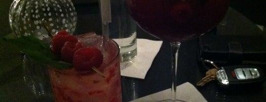 Onyx Bar & Lounge - Grand Hyatt Buckhead is one of Restaurants ATL.