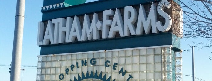 Latham Farms is one of Shopping.