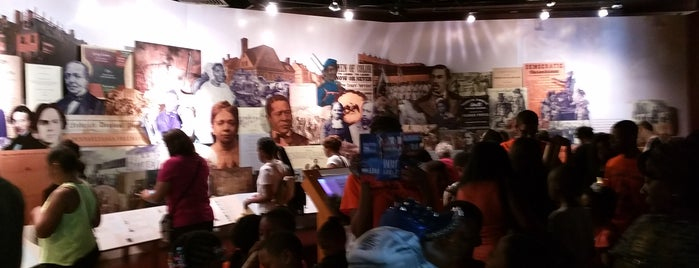 African American Museum is one of Favourite Places.