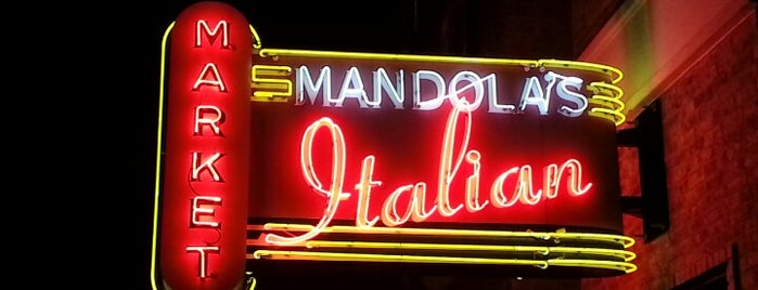 Mandola's Italian Market is one of Austin, Texas.