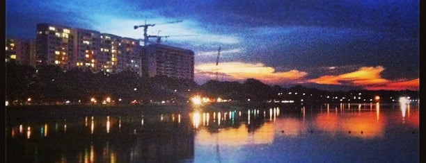 Bedok Reservoir Park is one of Singapore.