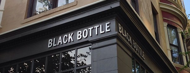 Black Bottle is one of Happy Hour in Seattle.