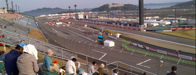 Twin Ring Motegi is one of circuit.