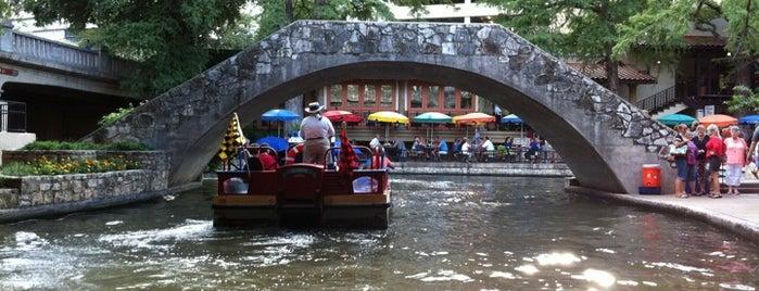 Rio San Antonio Cruises is one of My Trip to San Antonio.