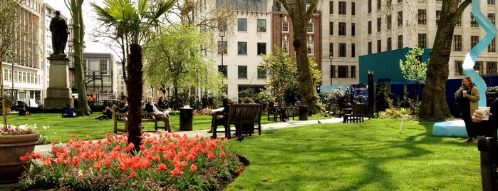 Hanover Square is one of 1000 Things To Do In London (pt 2).