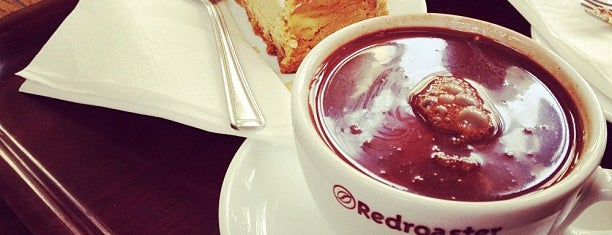 Redroaster is one of Brighton Coffeehouses.