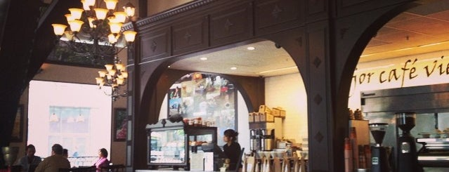 Tierra Mia Coffee is one of San Francisco Caffeine Crawl.