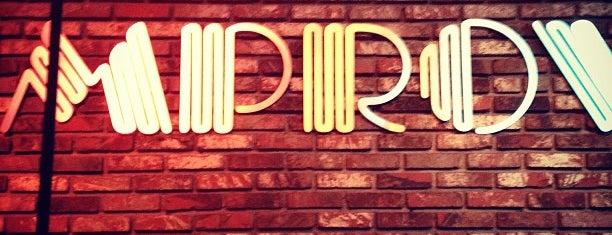 Irvine Improv Comedy Club is one of OC nightlife spots.