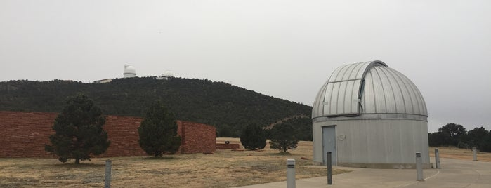 McDonald Observatory is one of Best Places to Check out in United States Pt 4.