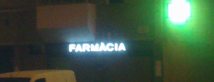 Farmacia Isabel Granero Nogueira is one of Badia del Vallès.