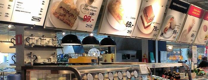 Ресторан ИКЕА is one of My places.