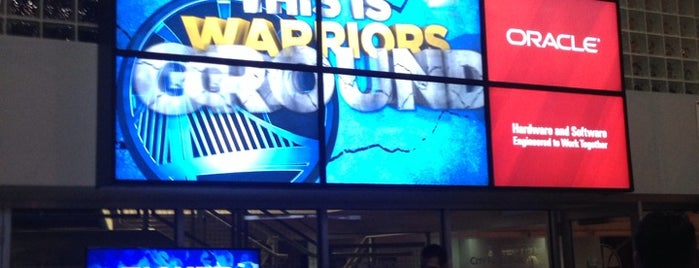 Oracle Arena is one of Events To Visit....