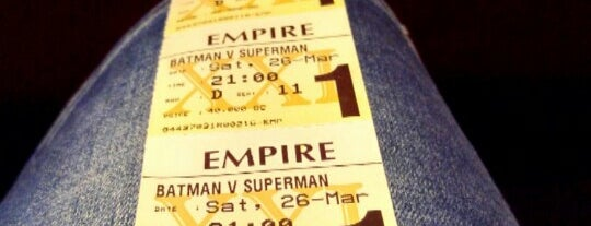 Empire XXI is one of Best places in Bandung, Indonesia.