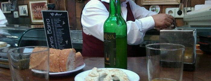 El Ñeru is one of Madrid: Comer y beber..