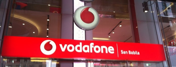 Vodafone Store is one of 주변장소.