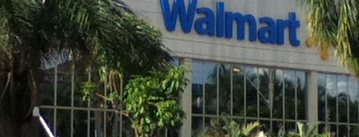 Walmart is one of Pontos Turisticos Essenciais Goiania.