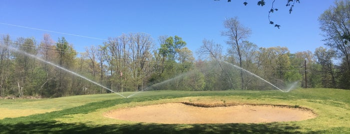 Potomac Ridge Golf Course is one of Let's Play Golf: DC Metro (< $80).