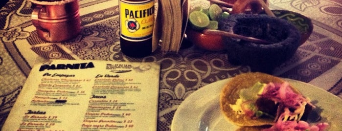 El Parnita is one of RESTAURANTES C:.