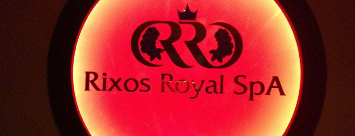 Rixos Royal Spa is one of kas.