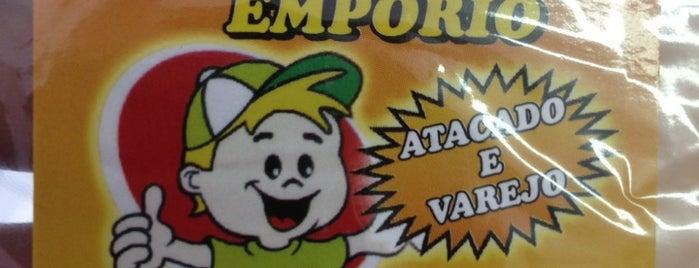 Atacadao Emporio is one of Servicos Recomendados.