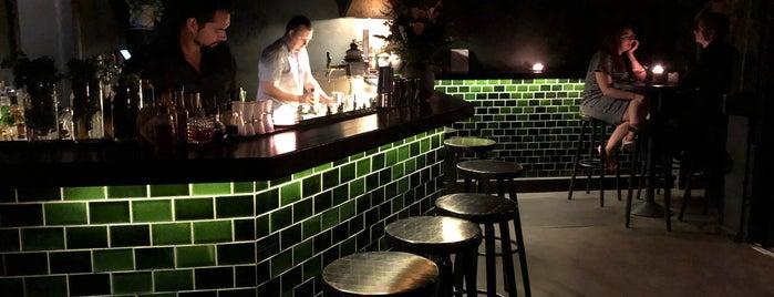 Basalt is one of Berlin bars.