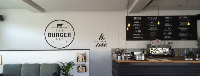 The Burger Lab is one of Burger!.