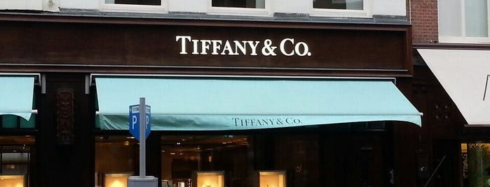Tiffany & Co. is one of Amsterdam.