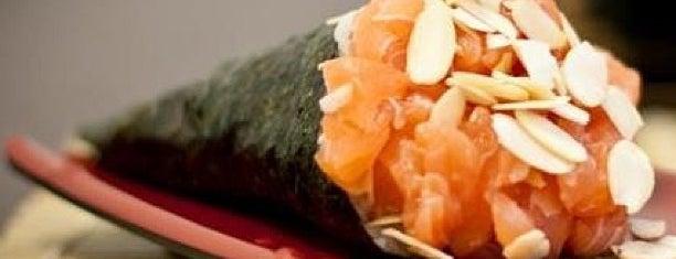 Kazu Temakeria is one of Restaurante Japonês.