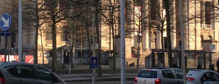 Koninklijk Museum voor Schone Kunsten Antwerpen is one of Antwerpen #4sqCities.