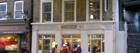 Wheatsheaf is one of London.