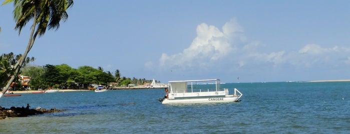 Barra do Cunhaú is one of Praias RN.