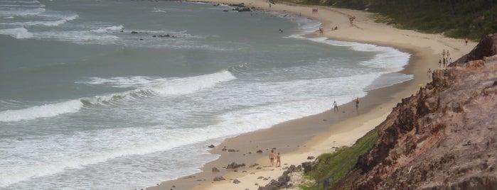 Praia do Amor is one of Praias RN.