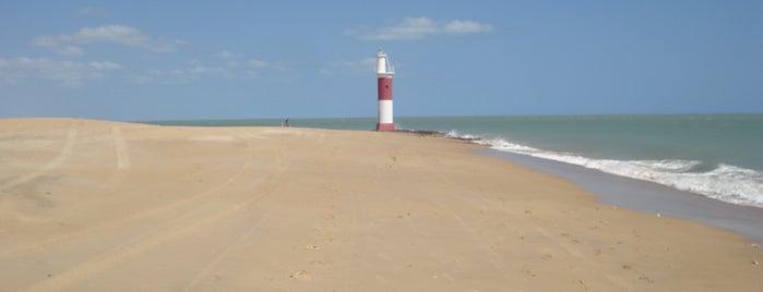 Praia de Galinhos is one of Praias RN.