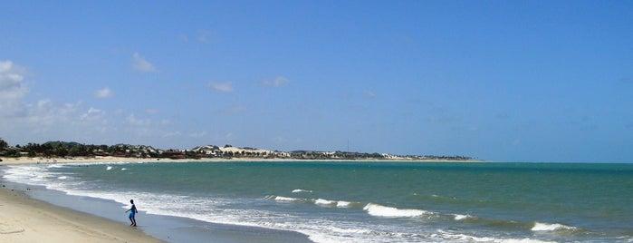 Praia de Muriú is one of Praias RN.