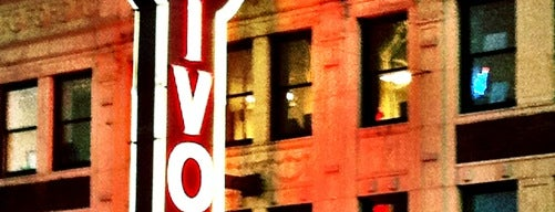 Tivoli Theatre is one of St. Louis Obsessions.