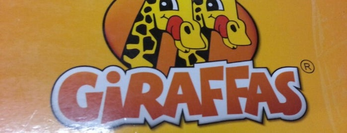 Giraffa's is one of Favorite Food.