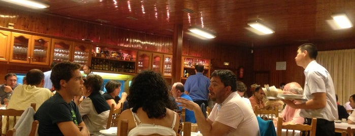 O Raxo do Burgo - Casa Manolo is one of De mucho us.