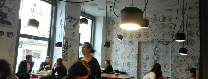 Café Záhorský is one of Kavárny.
