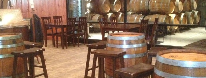 Paradise Springs Winery is one of Local Redskins Rally Bars.