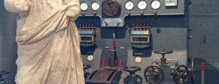 Centrale Montemartini is one of Rom.