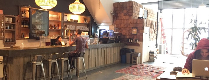 Spreadhouse Coffee is one of New York City.