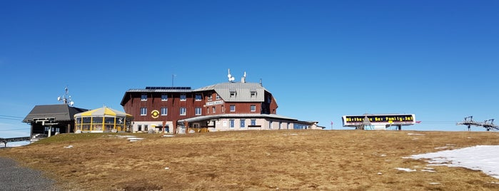 Gerlitzen Gipfel is one of I miei luoghi.