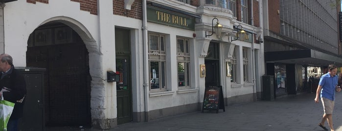 The Bull is one of Must-visit Nightlife Spots in Romford.