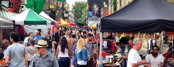 Whitecross Street Market is one of London tour.