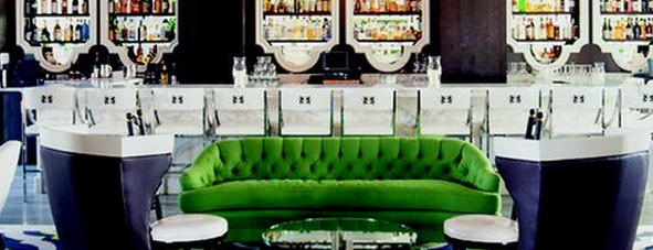 Viceroy Santa Monica is one of The Best Hotel Bars in Los Angeles.