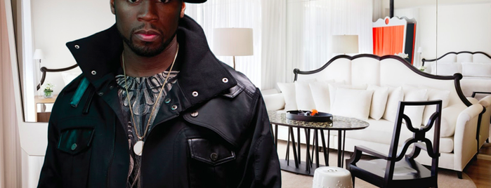 Mondrian Hotel is one of Hip Hop Hospitality: The Many Hotels of Rap Lyrics.