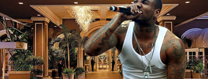 Four Seasons Hotel Los Angeles at Beverly Hills is one of Hip Hop Hospitality: The Many Hotels of Rap Lyrics.