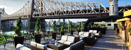 Ravel Hotel is one of The Best Hotel Rooftops in NYC.